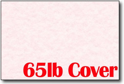 "Pink Parchment 4"" x 6"" Cards - 500 Flat Cards"
