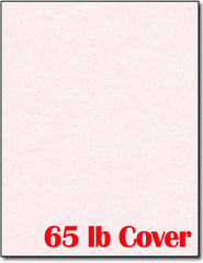 "65 lb Pink Parchment CardStock , size A6, measure (8 1/2"" x 11"") , compatible with copier, inkjet and laser , Matte Both sides"
