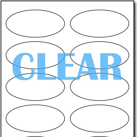 Inkjet Clear Labels
