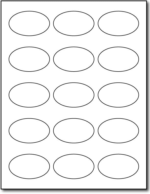 image relating to Printable Sticky Labels named Labels, 1 7/16