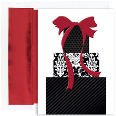 Damask Package Boxed Cards & Envelopes