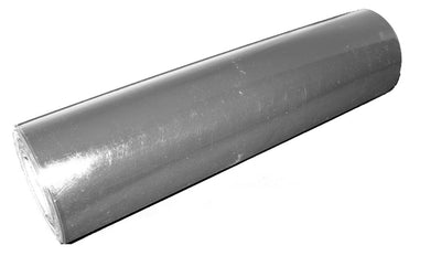 Silver Metallic Laser Foil - 200 Foot Roll