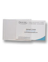 Business Card Adhesive Sleeve