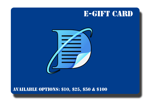 E-Gift Card to Desktop Supplies