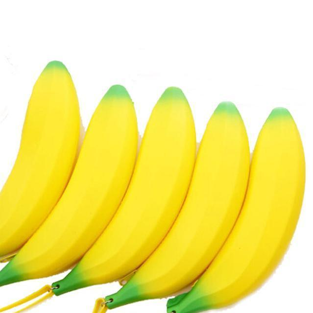 Banana Pencil Case