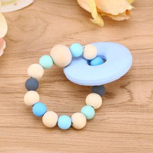 Donut-shaped Teether