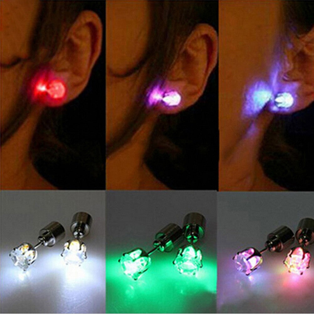 LED Light Up Earrings