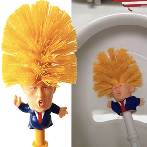 Trump Toilet Brush And Supplies