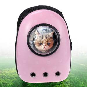 Pet Space Capsule Carrier Backpack