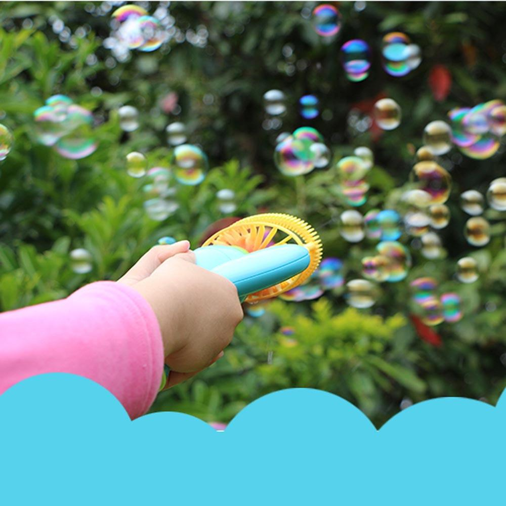 Magic Bubble Blower Machine-Give Crazy