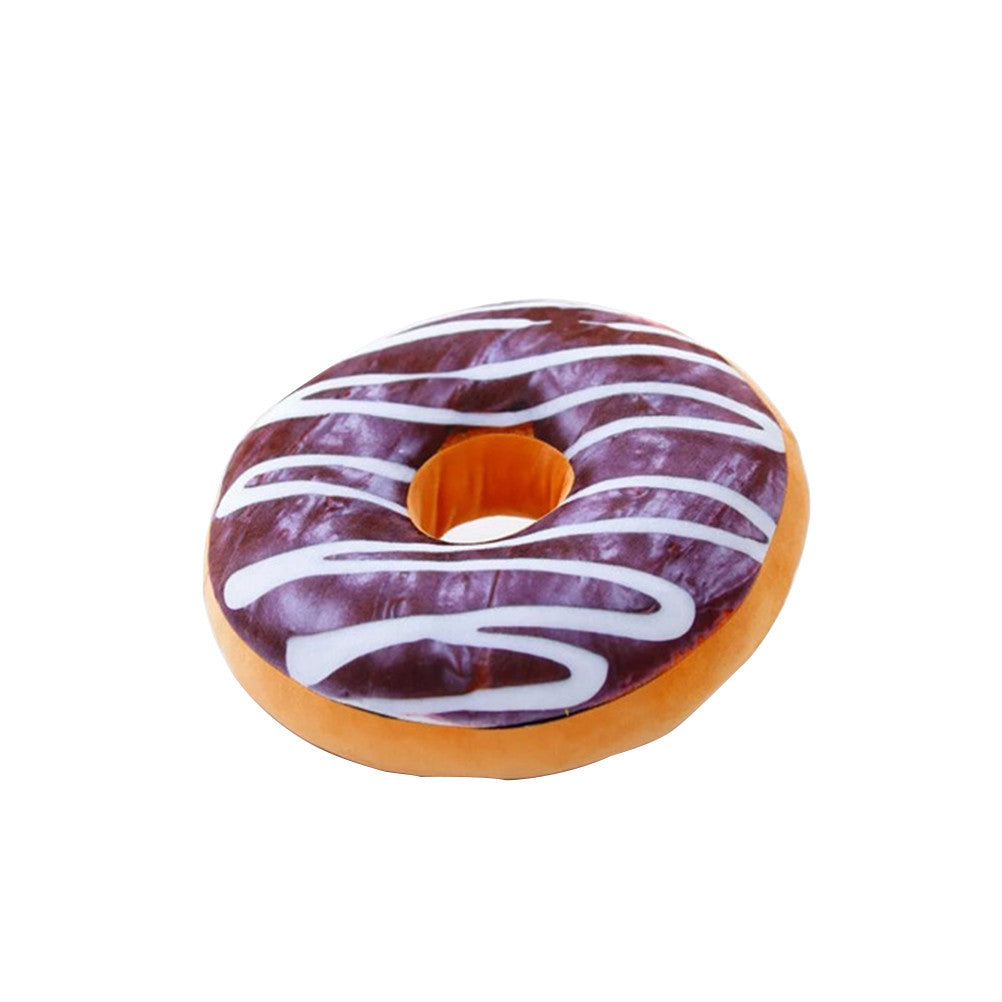 3D Donut Pillow