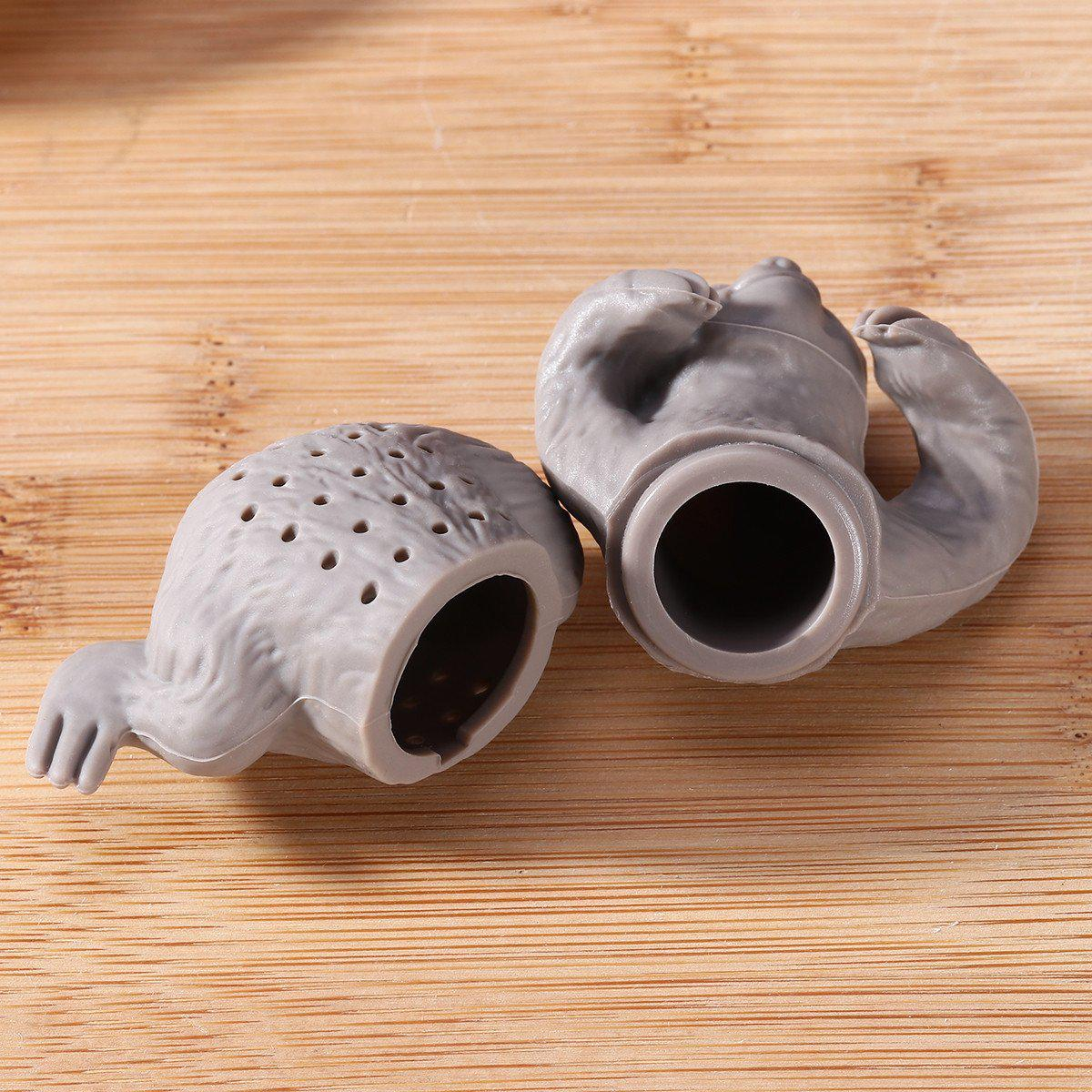 Silicone Sloth Tea Infuser-Give Crazy