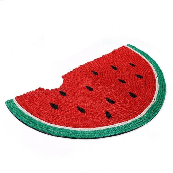Watermelon Cat Scratching Board