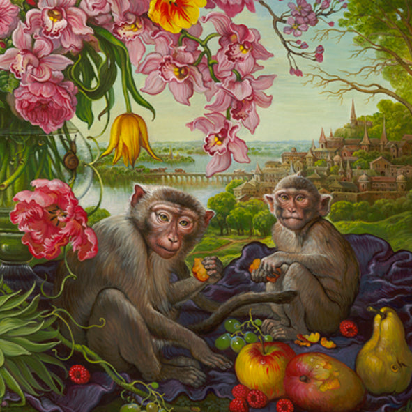 Monkeys in a Dream