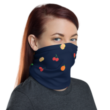 Load image into Gallery viewer, Fruits Versatile Face Shield / Headband