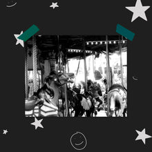 Load image into Gallery viewer, Merry Go Round Matte Print