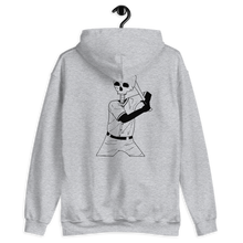 Load image into Gallery viewer, Batter Up Unisex Hoodie Front and Back Print