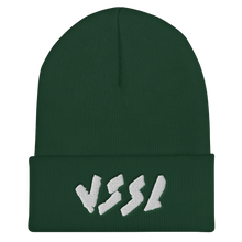 Load image into Gallery viewer, Logo Embroidered Cuffed Beanie