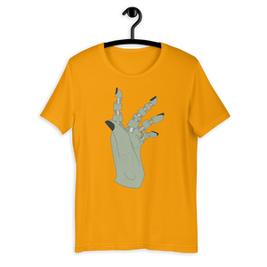 Unravelled Hand Unisex T-Shirt