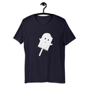 Popsicle Ghost Unisex T-Shirt