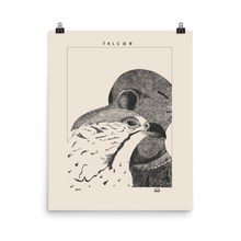 "Load image into Gallery viewer, ""Falcon"" Matte Print"
