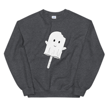 Load image into Gallery viewer, Popsicle Ghost Unisex Sweatshirt