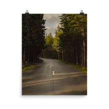 Load image into Gallery viewer, Road at Dusk Matte Print