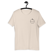 Load image into Gallery viewer, Apple Embroidered Unisex T-Shirt