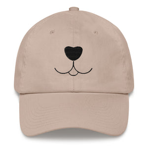 Heart Nose Dad Hat