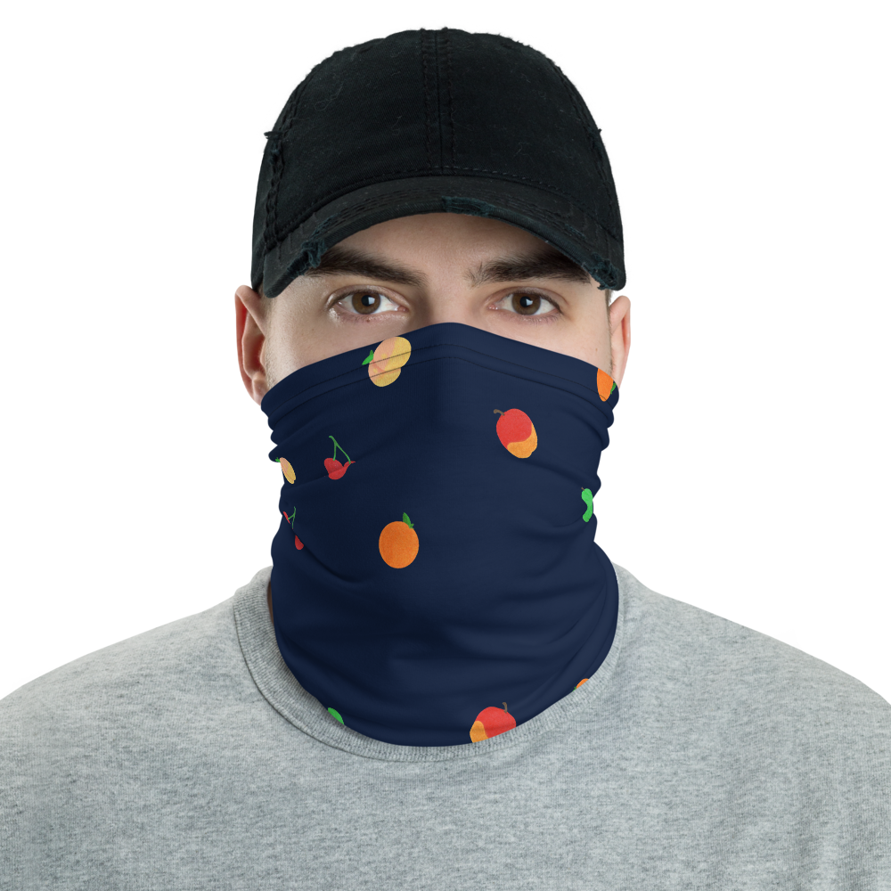 Fruits Versatile Face Shield / Headband