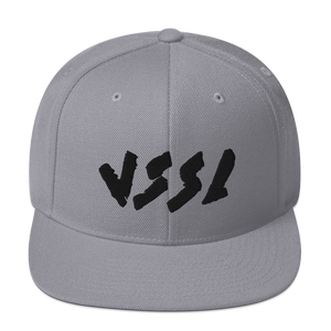 Logo Embroidered Snapback