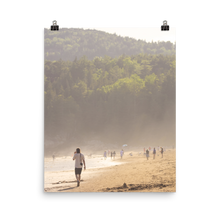 Load image into Gallery viewer, Sand Beach, Acadia Matte Print