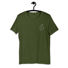 Load image into Gallery viewer, Pear Embroidered Unisex T-Shirt