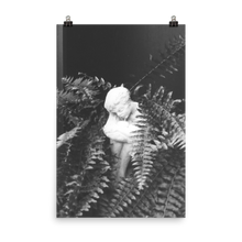 Load image into Gallery viewer, Angel in Leaves Matte Print