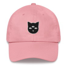 Load image into Gallery viewer, Witchy Cat Embroidered Dad Hat