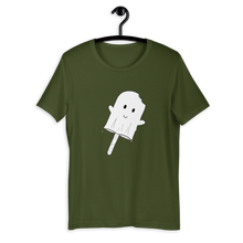 Load image into Gallery viewer, Popsicle Ghost Unisex T-Shirt