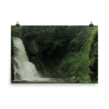 Load image into Gallery viewer, Waterfall Matte Print