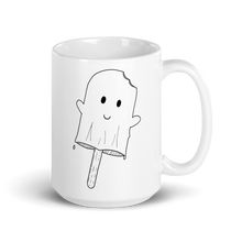 Load image into Gallery viewer, Popsicle Ghost Mug