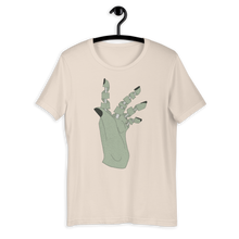 Load image into Gallery viewer, Unravelled Hand Unisex T-Shirt