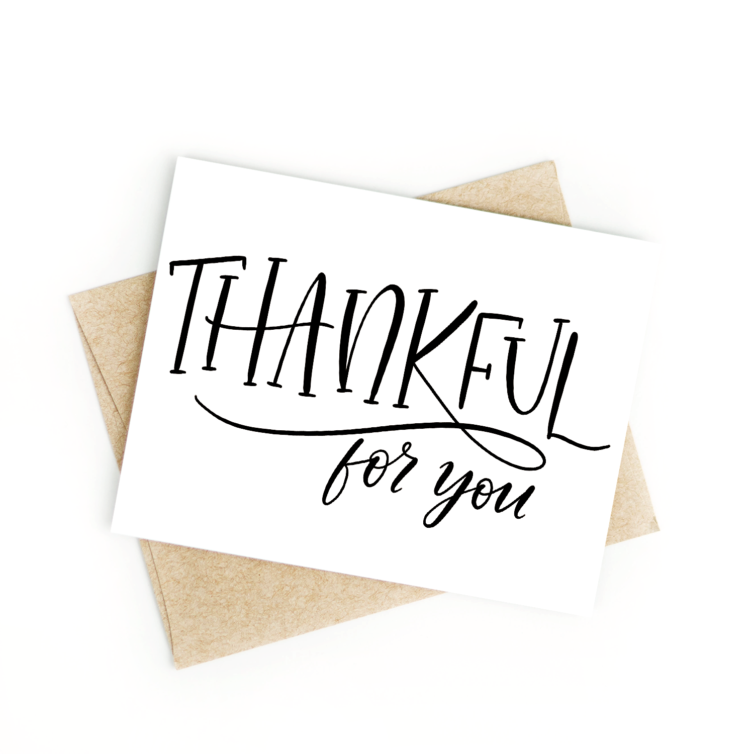 thank you cards paper plank