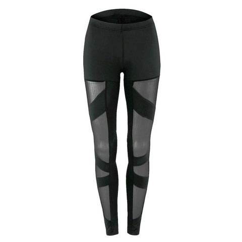 Leggings fitness bandes croisées - Leggings et collants - THE FASHION PARADOX