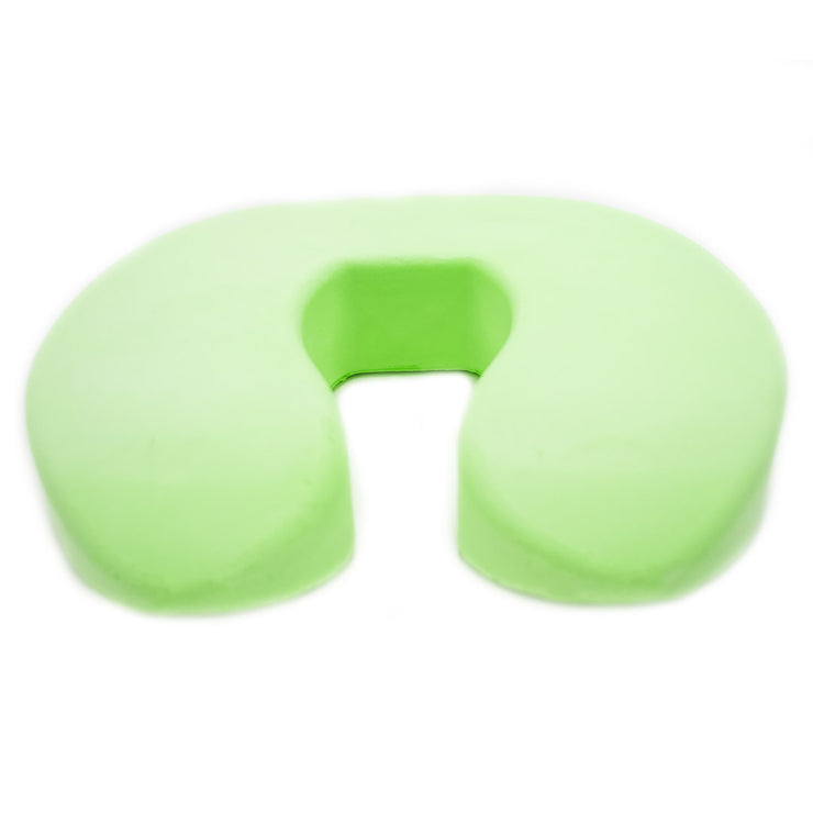 Refresh Travel Neck Pillow - Memory Foam Infused with Green Tea Oil