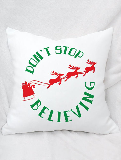 Don't Stop Believing Cushion Soft Peach Finish