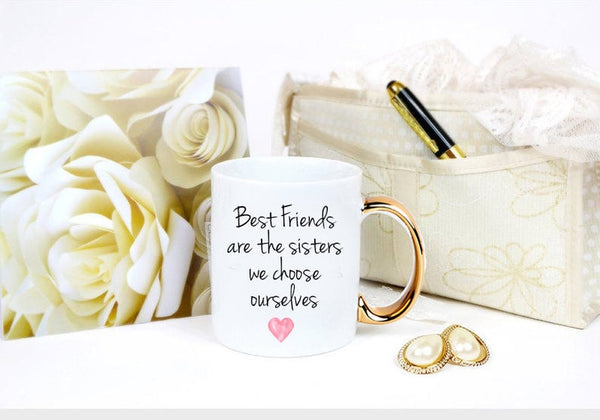 'Sisters Forever' Personalised Eid Mugs Bee Free Prints