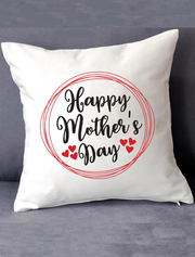 Happy Mother's Day Cushion Cushion Cover OnlyBee Free Prints