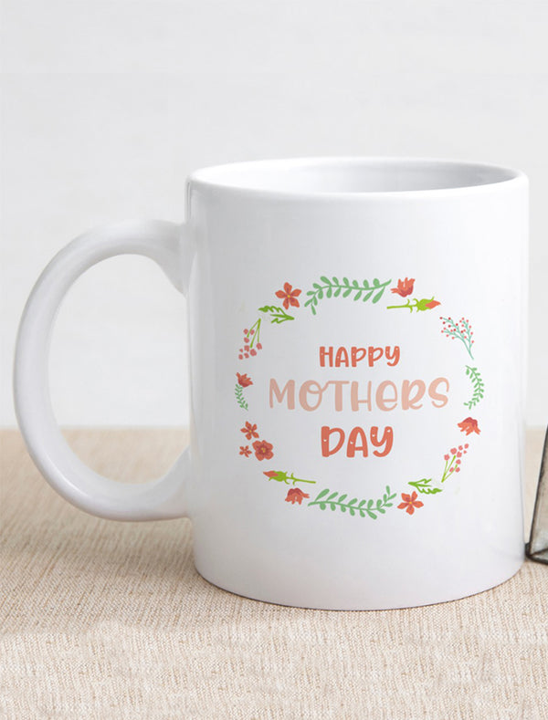 Happy Mother's Day Mug Bee Free Prints