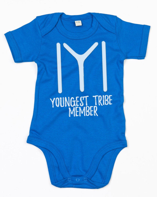 Youngest Tribe Member Kayi Tribe Logo Ertugrul Baby Bodysuit Bee Free Prints
