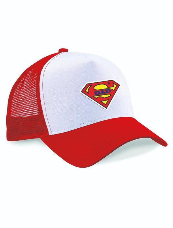 Superhero Superman Dad Cap Superhero Superman Dad CapBee Free Prints