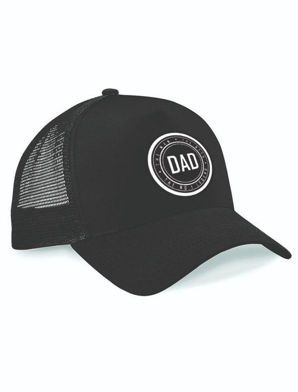 The Man, The Myth, The Legend, - Father's Day Cap Bee Free Prints
