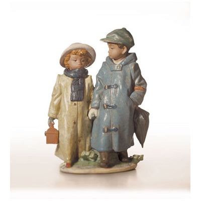 Lladro Away To School 01012242